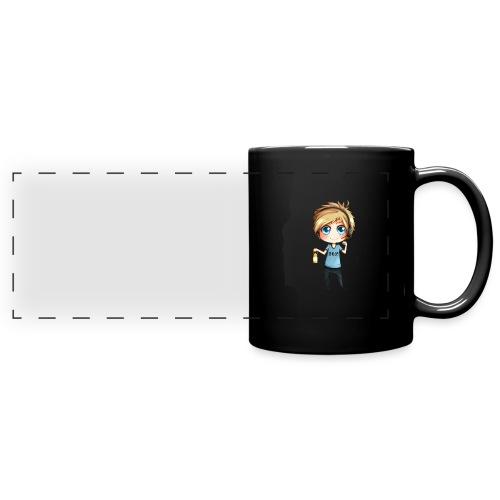 LogoSoundCloud png - Mug panoramique uni