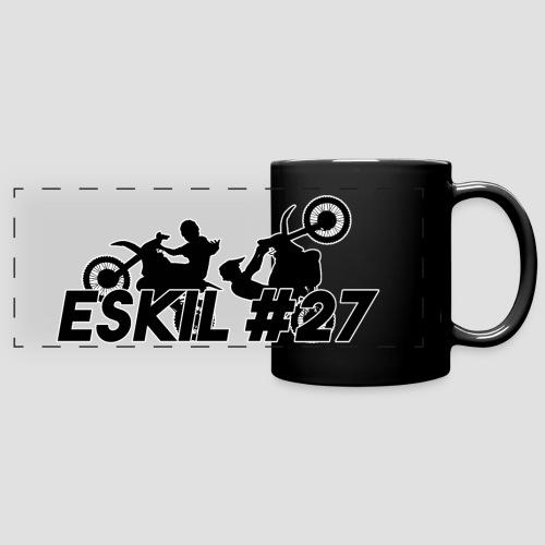 ESKIL 27 sticker motive - Färgad panoramamugg