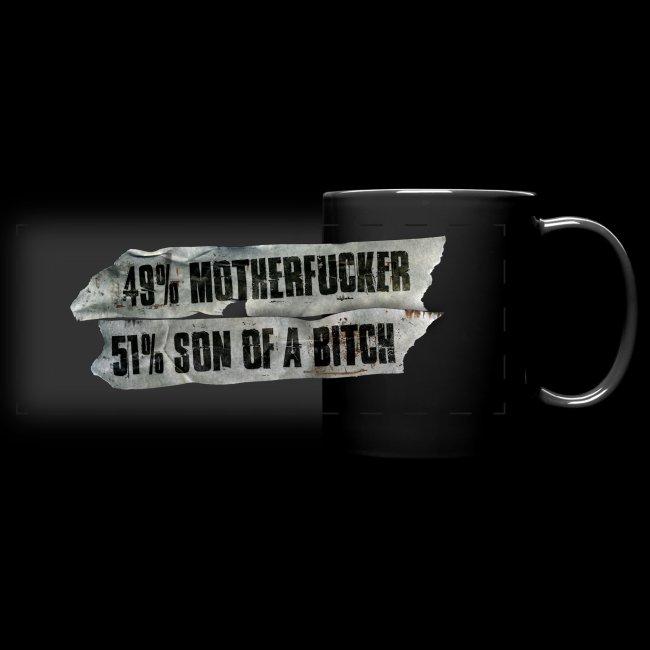 49 Motherfucker 51 Son of a Bitch