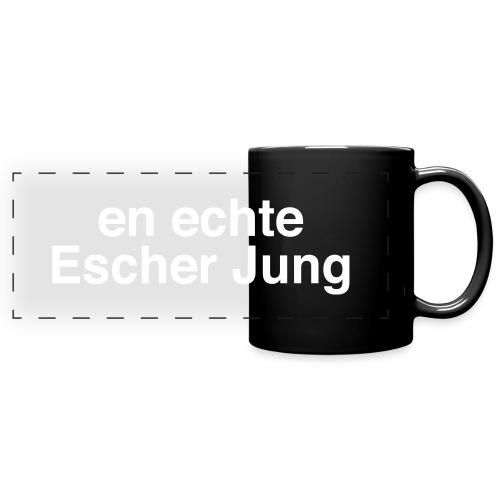 En echte Escher Jung - Panoramatasse farbig