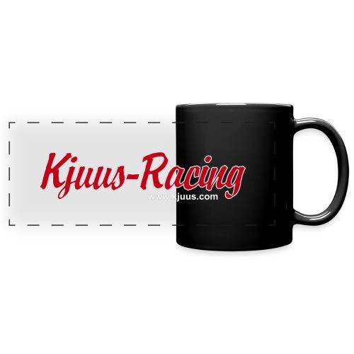 Kjuus-Racing - Panoramakopp i farge