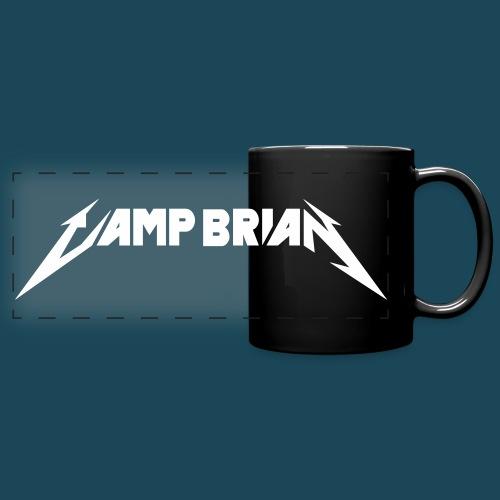 Camp Brian no skull vector - Full Colour Panoramic Mug