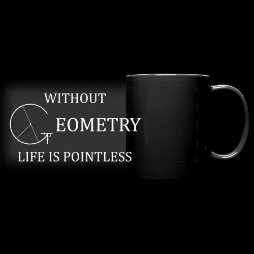Geometry 3 - Full Color Panoramic Mug