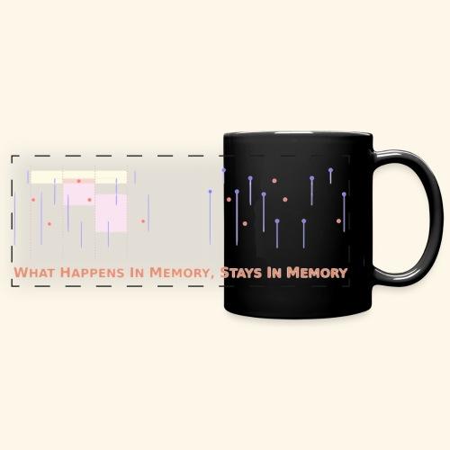 Distributed Sweeping - Full Colour Panoramic Mug