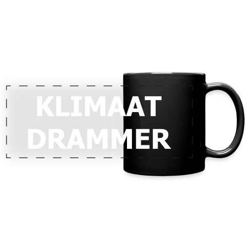 Klimaat Drammer - Full Colour Panoramic Mug