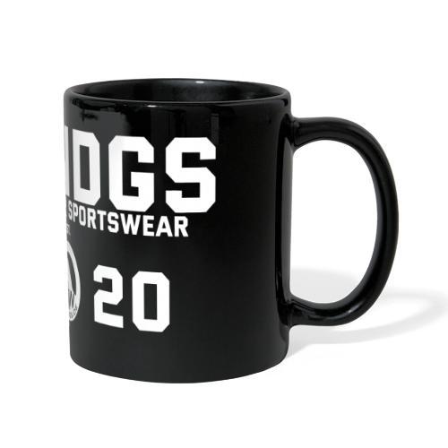 WHNDGS Hunde Shirt Hundesport Agility Geschenkidee - Panoramatasse farbig