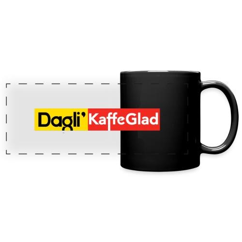 DAGLI' KAFFEGLAD - Panoramakrus, farvet