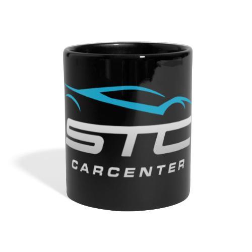 STC Carcenter Logo Vaalea - Panoraamamuki värillinen