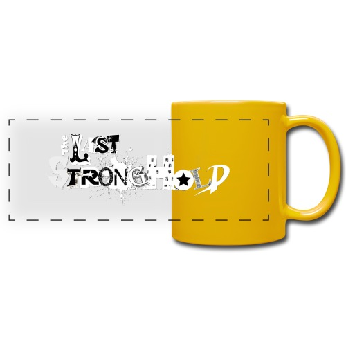 The Last Stronghold 2 - Full Colour Panoramic Mug