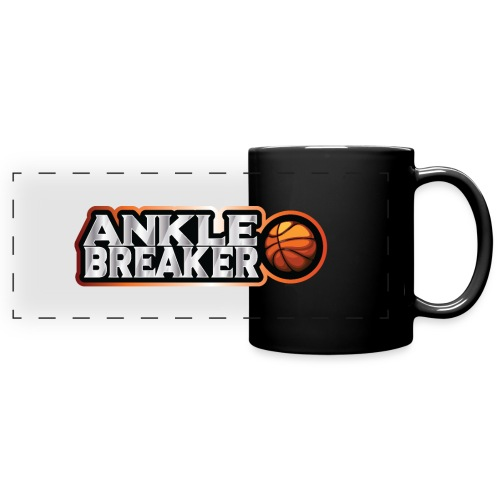 Ankle Breaker for real streetball players - Full Colour Panoramic Mug