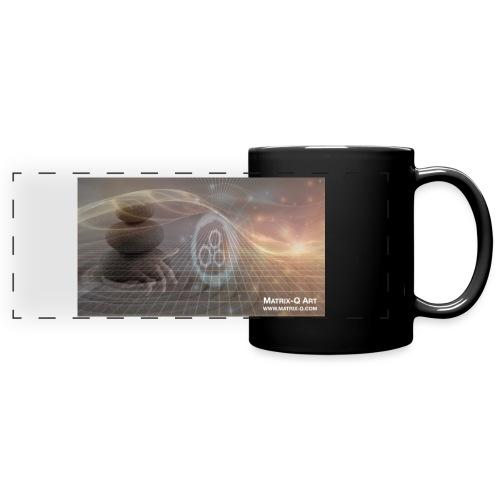 Matrix Q Art 3879 - Full Color Panoramic Mug