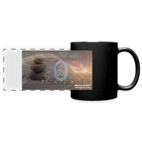Matrix Q Art 3879 - Full Colour Panoramic Mug