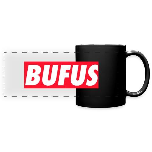 BUFUS - Tazza colorata con vista
