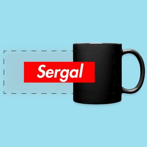 SERGAL Supmeme - Panoramatasse farbig