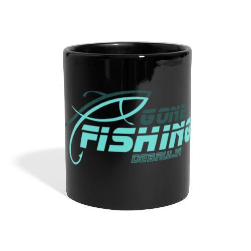 GONE-FISHING (2022) DEEPSEA/LAKE BOAT T-COLLECTION - Full Colour Panoramic Mug