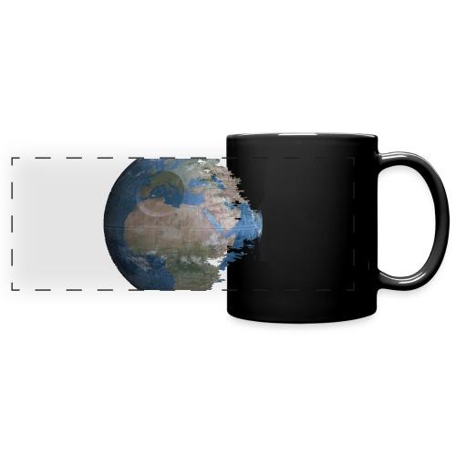 Death Earth - Mug panoramique uni