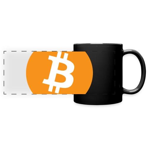 Bitcoin - Full Colour Panoramic Mug