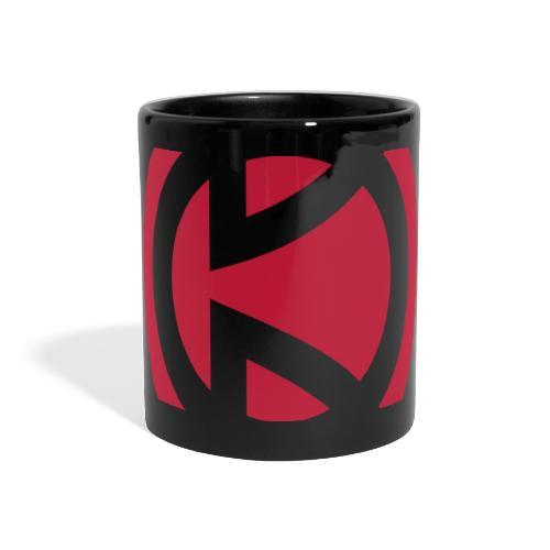 Kitbliss logo - Full Colour Panoramic Mug