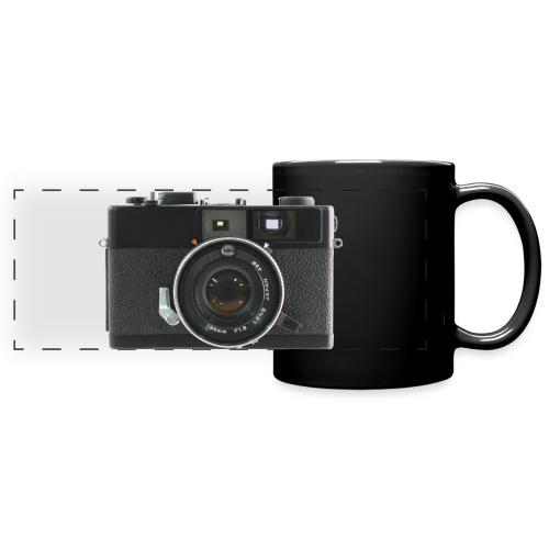 Vintage Camera Auto S3 - Tazza colorata con vista