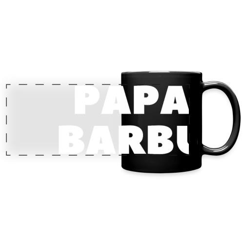 LE SEUL PAPA BARBU - Mug panoramique uni
