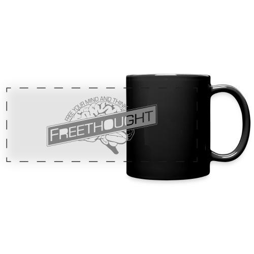Freethought - Full Color Panoramic Mug