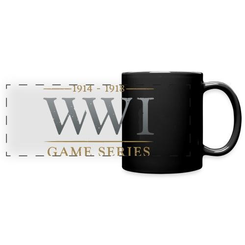 WW1 Game Series Logo - Panoramamok gekleurd