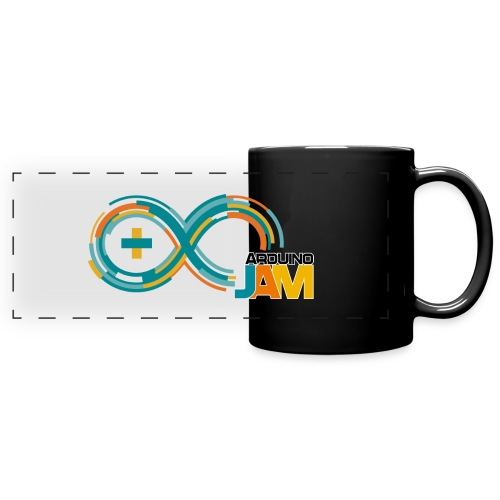 T-shirt Arduino-Jam logo - Full Color Panoramic Mug