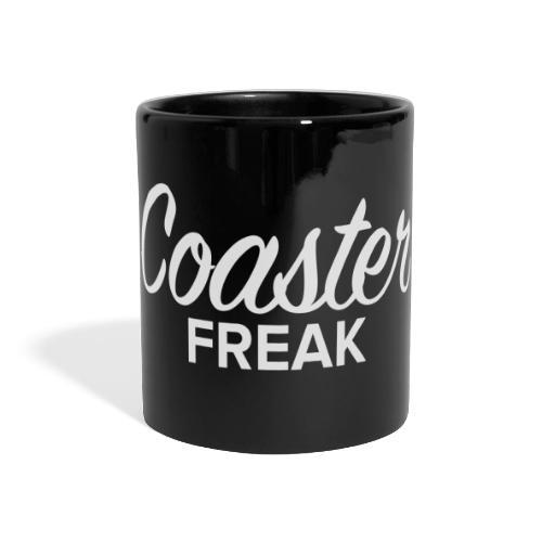 Coaster Freak Script - Mug panoramique uni