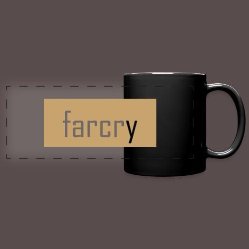 farcryclothing - Panoramatasse farbig