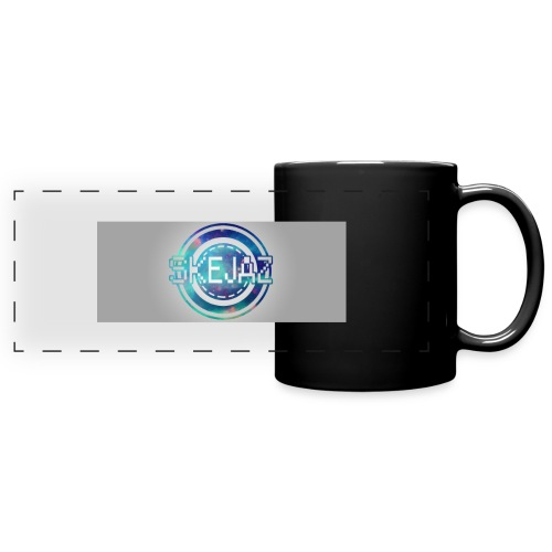 LOGO WITH BACKGROUND - Full Color Panoramic Mug