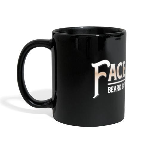 FaceFur transparent light - Panoramatasse farbig