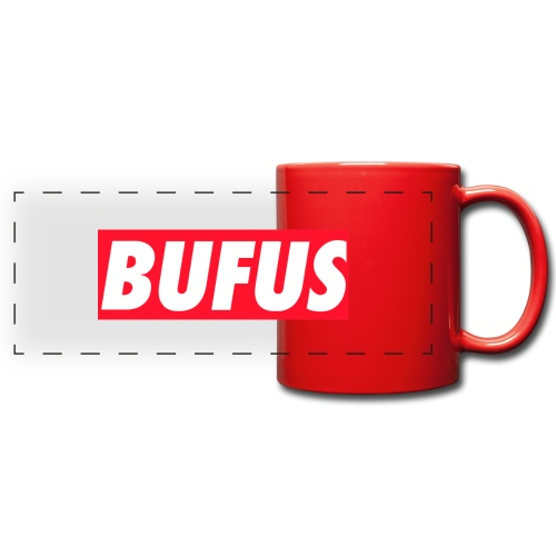 BUFUS - Tazza colorata con vista