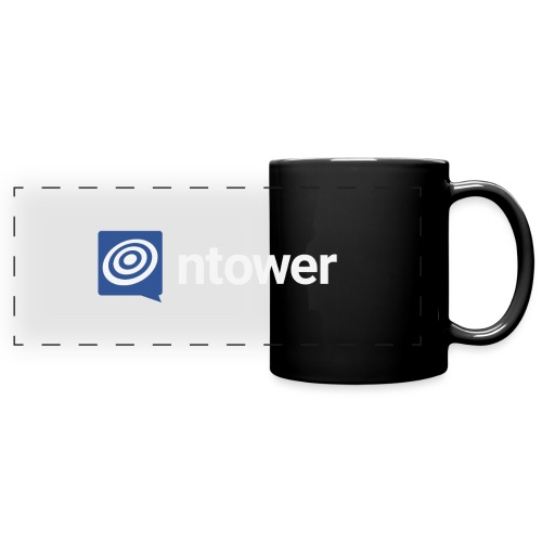 ntower Logo - Panoramatasse farbig
