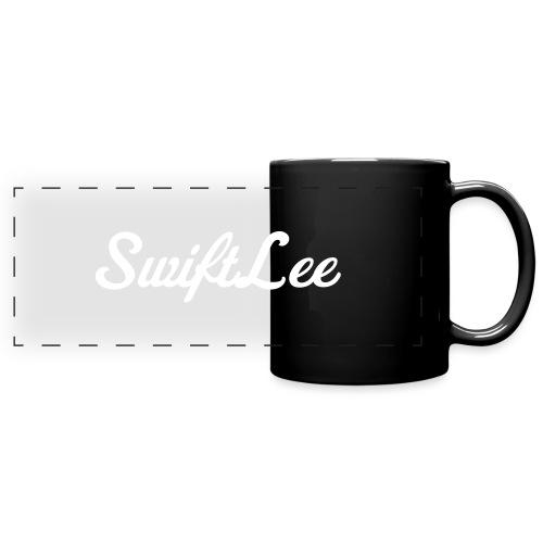 SwiftLee Logo White - Panoramamok gekleurd