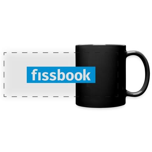 Fissbook Derry - Full Colour Panoramic Mug