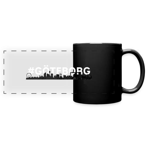 Göteborg - Full Color Panoramic Mug
