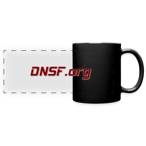 DNSF t-paita - Panoraamamuki värillinen