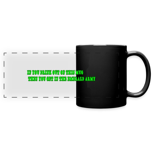 mug - Panoramamok gekleurd