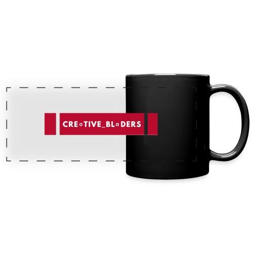 creative_bladers groot - Panoramamok gekleurd