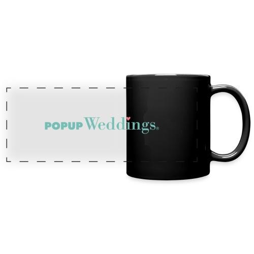 Popup Weddings - Full Colour Panoramic Mug