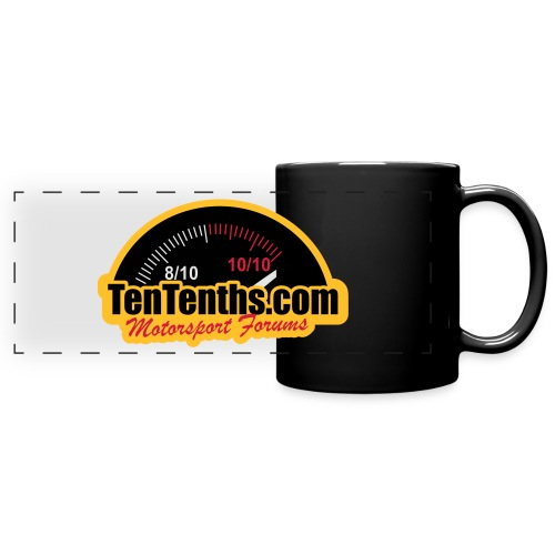 3Colour_Logo - Full Color Panoramic Mug