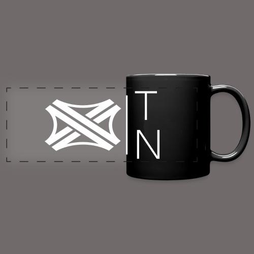 Tregion logo Small - Full Colour Panoramic Mug