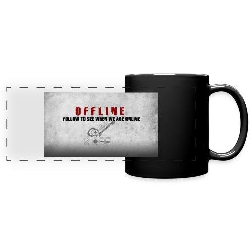 Offline V1 - Full Color Panoramic Mug