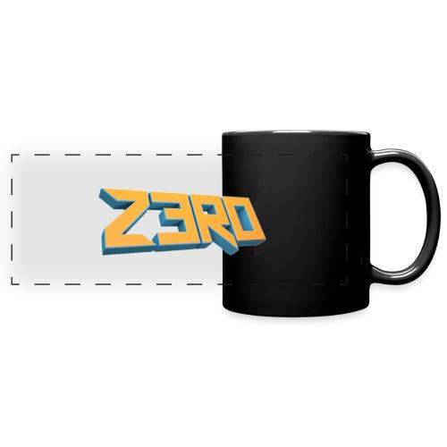The Z3R0 Shirt - Full Colour Panoramic Mug
