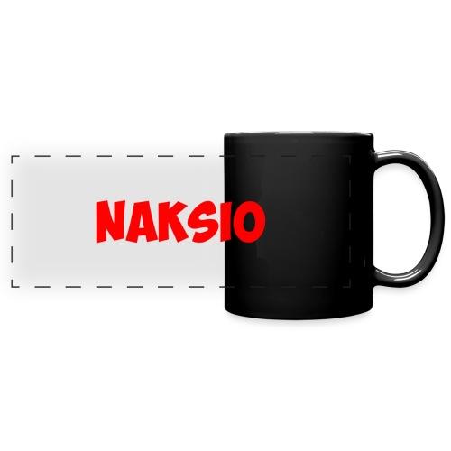 T-shirt NAKSIO - Mug panoramique uni
