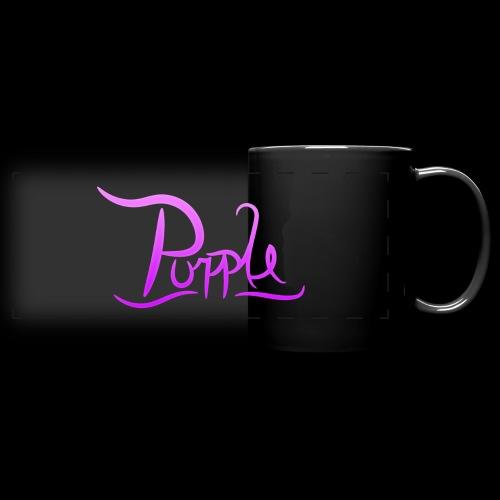 PurpleDesigns - Full Color Panoramic Mug