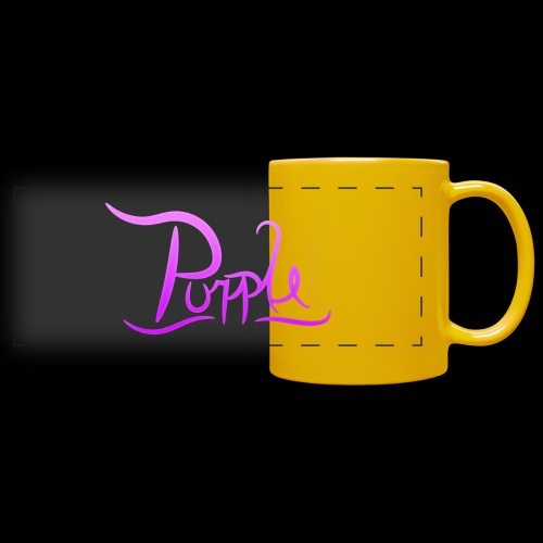 PurpleDesigns - Full Color Panoramic Mug