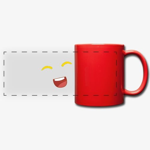 banana - Full Colour Panoramic Mug