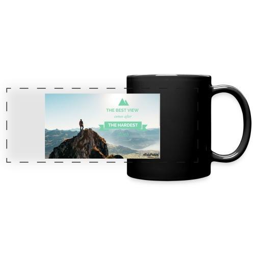 fbdjfgjf - Full Color Panoramic Mug