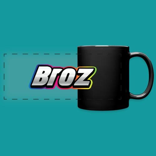 Broz - Panoramamok gekleurd